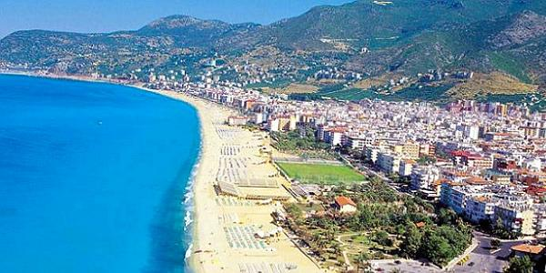 Touristic Places in Alanya, Historical and Touristic Places of Alanya