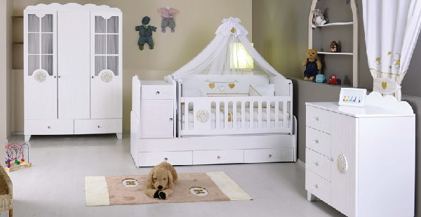 How Should Baby Room Design and Colors be?