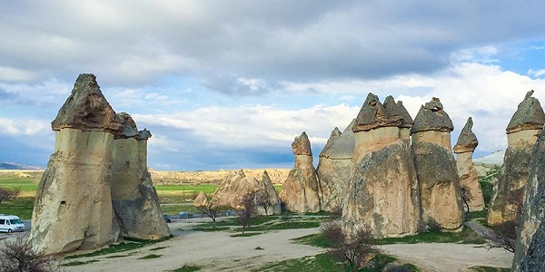 Extraordinary Geography Places to Visit in Cappadocia