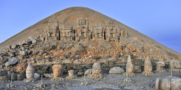 Nemrut Mountain National Park, History of Kommagene