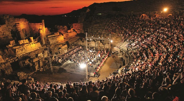 Aspendos Antique Theater
