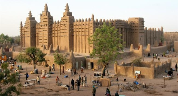 Where is Mali? Places to See in Mali