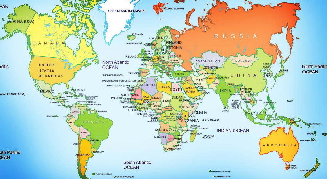 The List Of Same Language Speaking Countries Global Content Of - Language speaking countries