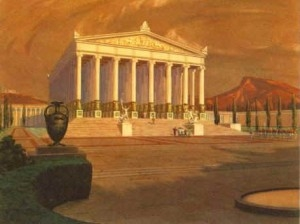 The Temple Of Artemis Info