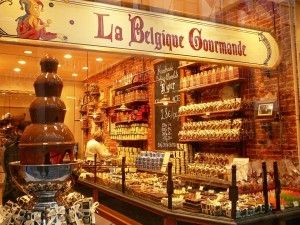 The World's Best Places for Chocolate Colic