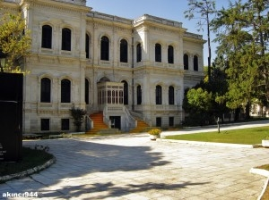 Late Ottoman crash periods Live Witness; Yildiz Palace