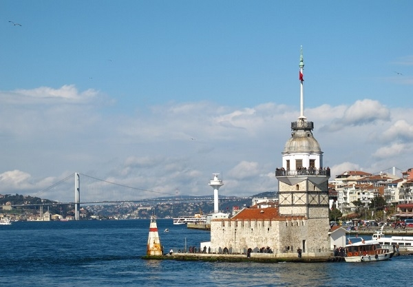 Maiden's Tower Myth and History