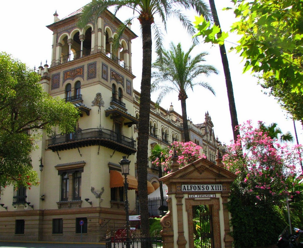 Sevilla Travel Guide Recommended And Suggestion Blog 2018