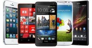 Schäden von Smart-Phone Was?